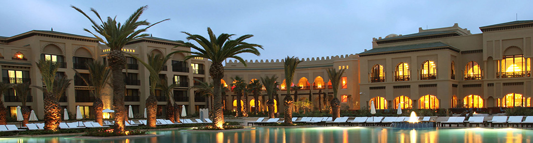Morocco International Hotel for sale