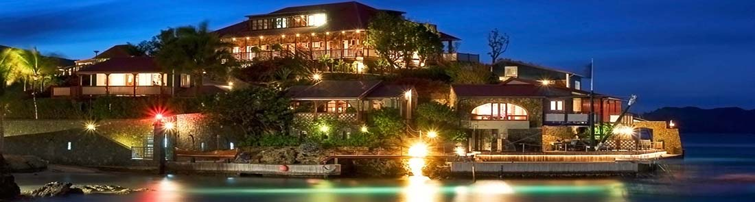 Saint Barts International Hotel for sale