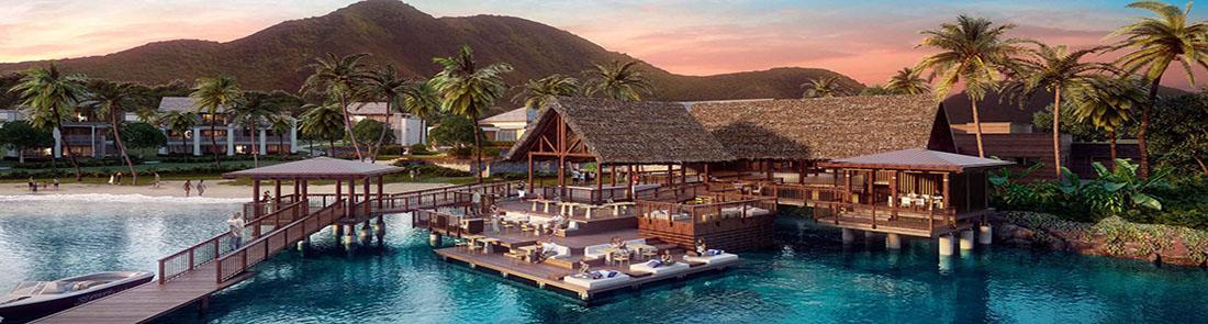 Saint Kitts & Nevis International Hotel for sale