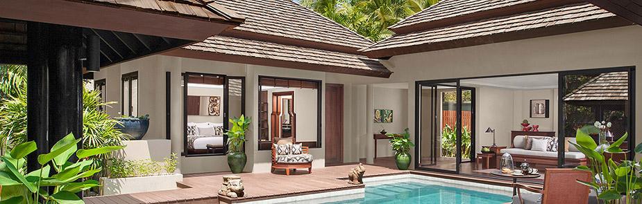 Thailand International Hotel for sale