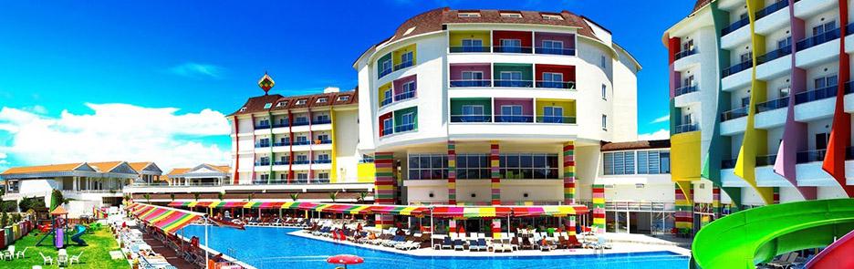 Turkey International Hotel for sale